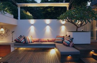 Outdoor Lighting & Power