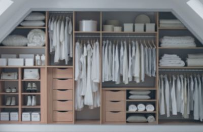 Fitted Wardrobe Installation
