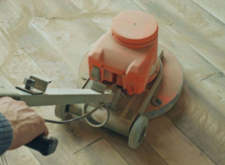 Hardwood Floor Sanding & Finishing