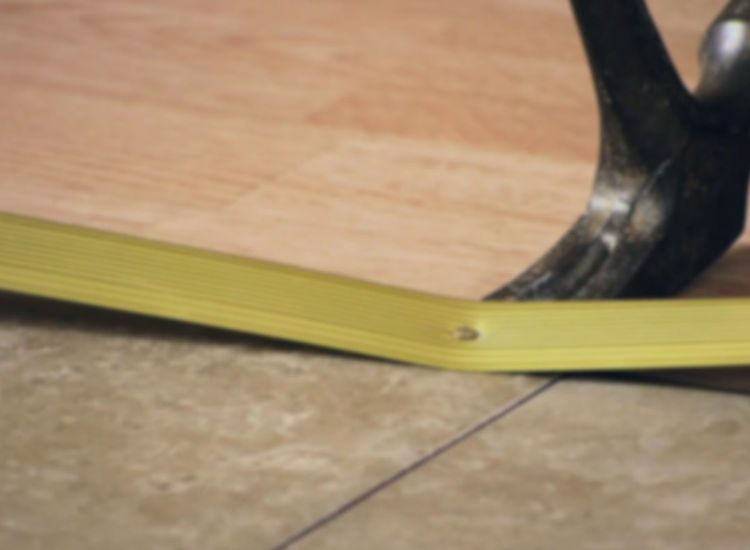 Vinyl or Linoleum Repair