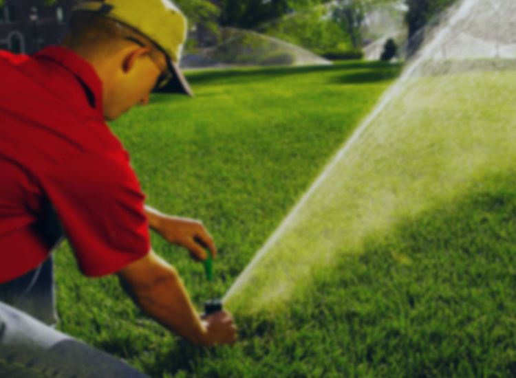 Garden Sprinkler System Repair & Maintenance