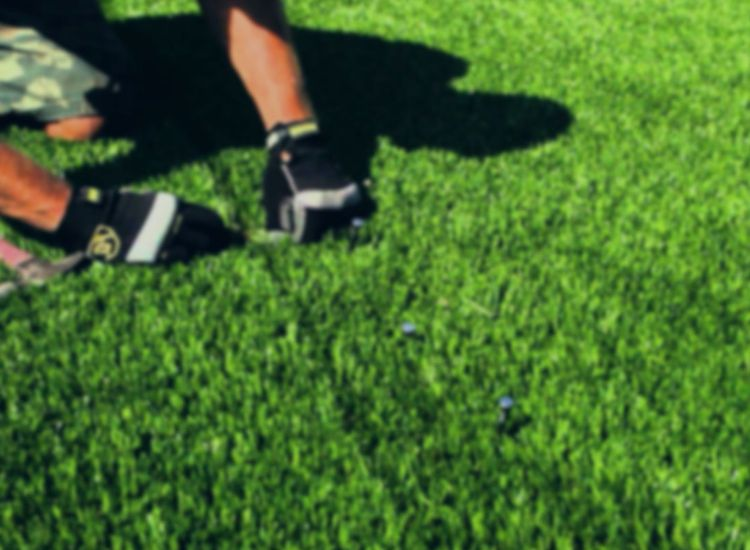 Artificial Turf Repair