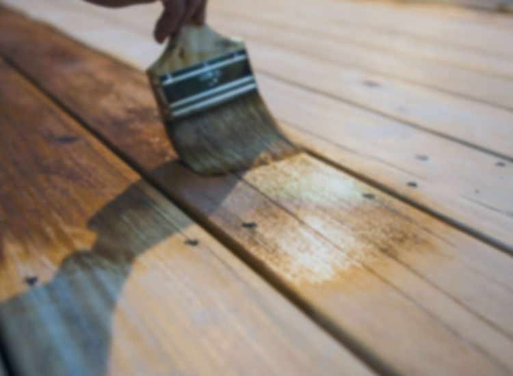 Deck or Porch Maintenance