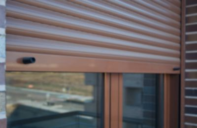 External Shutter Installation