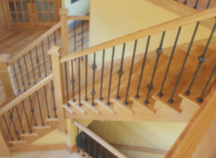 Wooden Staircase Installation or Replacement